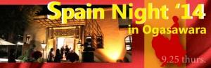 小笠原伯爵邸Spain Night 2014